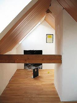 Výpočet plochy šikmej strechy